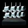 پک دوربین 8 کانال