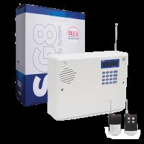 دزدگیر اماکن SILEX (سیم کارت + تلفن) مدل SG8