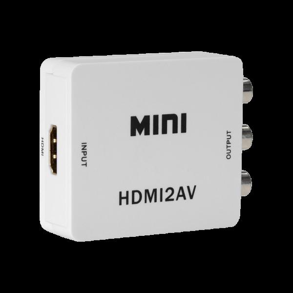مبدل HDMI به AV مدل MINI