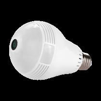 دوربین هوشمند پانارومیک طرح لامپ v380
